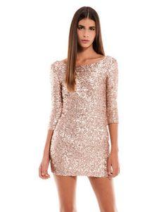 #bershka  - my new year's eve party dress
