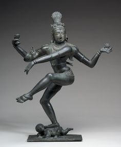 Shiva Nataraja The Nelson-Atkins Museum of Art Indian Gods, Indian Art, Asian Sculptures, Hindu Statues, Indian Classical Dance, Lord Shiva Painting, Shiva Statue, Nataraja, Hindu Deities