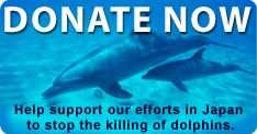 Please sign this petition to make you voice heard. The slaughter of Dolphins in Taiji, Japan is brutal and highly inhumane!!