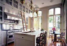 kitchens, kitchens, kitchens, I love kitchens.