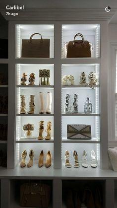 Carli Bybel's closet ❤️