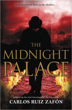 Amazon.com: The Midnight Palace eBook: Carlos Ruiz Zafon: Books