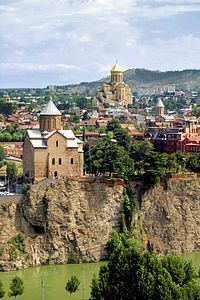 Tbilisi, Georgien