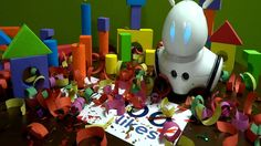 First 1000 Facebook likes for Photon Robot on Vimeo