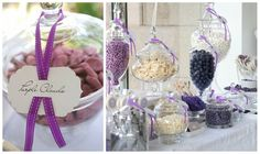 Great 60+ Awesome Purple Candy Table For Your Wedding  https://oosile.com/60-awesome-purple-candy-table-for-your-wedding-6904