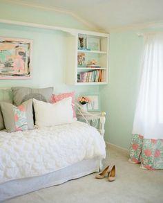 Chambre de petite fille