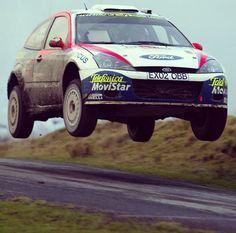 Colin Mcrae, Focus Rs, Rally Car, Mk1, Automobile, Group, Cars, Vintage, Motorbikes