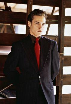 Joaquin Phoenix by Stephen Dalenian, 2000s