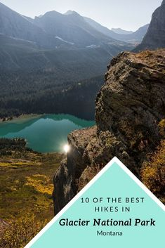 The Best Hikes in Montana's Glacier National Park The Greatest Hikes in Glacier National Park, Montana Montana Glacier National Park, Glacier National Park Camping, Yosemite National Park, Glacier Np, Glacier Montana, Auckland, Nationalparks Usa, Yellowstone Nationalpark, Hiking Photography