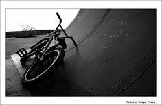 bmx bike ....shhh...cuz nobody knows that secretly I'm reeally into bmxing!!!! Haha