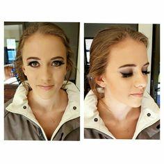 Matric Dance makeup 💄