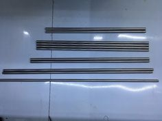 Reprap 3d printer parts E3D BigBox 3d printer smooth rod kit X/Y/Zlinear shaft M8 stainless steel rods