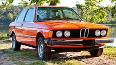Impressive Survivor: 1977 BMW 320i - http://barnfinds.com/impressive-survivor-1977-bmw-320i/