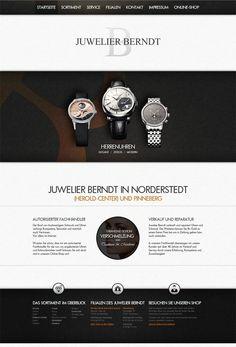 Funkelnd schön verschmelzen Tradition und Moderne in den Schmuckkollektionen und Uhren im Traditionshaus Juwelier Berndt http://www.juwelier-berndt.de/.