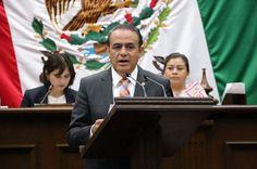 Presenta Sigala reforma para dar certidumbre a trabajadores e instituciones