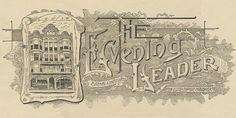 Evening Leader Book + Mercantile Printing (Carbondale, Pennsylvania) 1908 aa by peacay, via Flickr