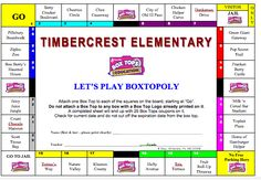 Box Tops for Education collection sheets from the PTO Today File Exchange. Pta School, School Fundraisers, School Events, School Stuff, School Ideas, Box Tops Contest, Box Top Collection Sheets, Pto Today, Teacher Organization