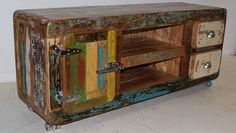 Reclaimed Scrap Wood Furniture. Direct Manufacturer