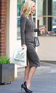 Gwyneth Paltrow in Burberry