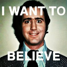 Andy Kaufman -- Still keeping us on our toes