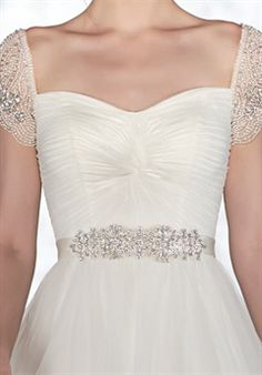 520 by Martina Liana - Just the right amount of sparkle.