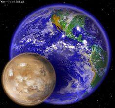 MERAK ETTİKLERİNİZ: DÜNYA İLE MARS GEZEGENİNİN FARKLARI NELERDİR?
