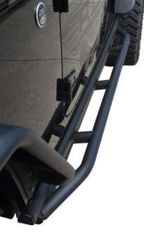 ACE Engineering - Rock Sliders - Fits 2007 to 2016 JK Wrangler Unlimited and Rubicon Unlimited - 4WheelParts.com