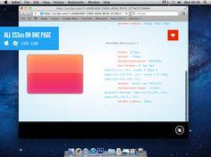 CSS3Ps - CSS3 Photoshop Plugin