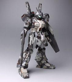 RGM-89 Jegan custom - Google Search