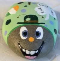 Image result for painting rocks with acrylic paint