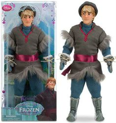 'Frozen' Merchandise News: Hans & Kristoff Disney Store Dolls Surface Frozen Hans, Frozen Film, Disney Frozen, Mattel Barbie, Barbie And Ken, Barbie Dolls, Disney Store, Frozen Dolls, Frozen Merchandise