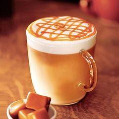 スターバックス コーヒー ジャパンのキャラメル マキアートについてご紹介します。