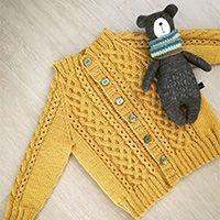Winter in the Apennines / DROPS - Gratis strikkeopskrifter fra DROPS Design Baby Knitting Patterns, Baby Patterns, Crochet Patterns, Knitting Socks, Free Knitting, Free Crochet, Knitted Hats, Drops Design, Reverse Braid