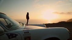 """"""" URBAN OUTLAW - THE MOVIE by Tamir Moscovici. A portrait of Magnus Walker, the rebel Porsche customizer who turned a hobby into an obsession, and an obsession into a successful business. Porsche 911 Rsr, Vw Touareg, Vintage Porsche, Vintage Cars, Ferdinand Porsche, Downtown Los Angeles, Video Film, Inspirational Videos, Cinematography"""