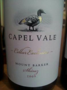 #capelvale #tasting  (#RNAWA13)