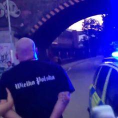 #patriots #NWO , #islamists now Polish far right in UK , ggggrrr - Polish Fascists Attack North London #Music #Festival - 2014