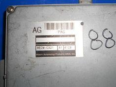 93-95 VILLAGER / QUEST ENGINE COMPUTER MECM C321  MECM-C321 A1 4129 MECMC321 A1 4129 MECMC321A14129 AG