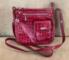 Jeon Leather Purse Asian Woman Los Angeles Women Pink