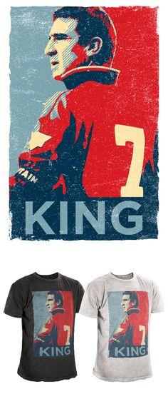 King Eric Cantona, The LEGEND!