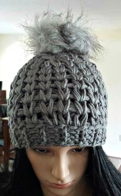 25 Best Crochet Beanie Pattern Chunky Charleston Images Crochet