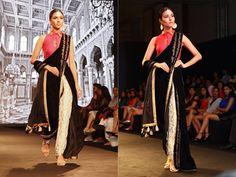 INDIA'S NEXT TOP MODEL WINNER RIYA SUBODH walking the ramp for SHRUTI MANGAAYSH, Ram NAVAMI collection at the Pune Times Fashion Week. Congratulations Riya Subodh from team Shruti & Mangaaysh. #shrutimangaaysh #indiastopmodel #punetimesfashionweek #riyasubodh #fashiondesigners #indiantextile #handwoven #brocade #handcrafted