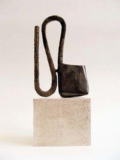 Jay Kelly metal sculpture