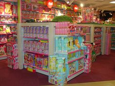 Toy Store | Retail Design | Store Interiors | Shop Design | Visual Merchandising | Retail Store Interior Design | HMY Radford