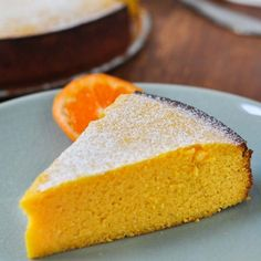 With less than 10 ingredients and no flour or oil, this delicious and moist Flourless Clementine Cake is guilt free and super easy to make!
