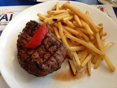 Che's Restaurant in San Juan, San Juan Steak, Restaurant, Beef, Food, San Juan, Meat, Diner Restaurant, Essen, Steaks