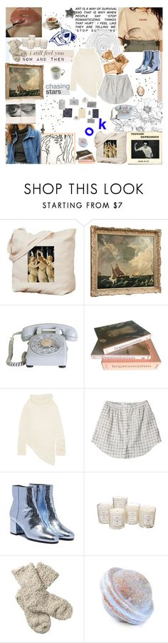 """I'LL FIND A WAY TO BE WITHOUT YOU"" by cappvccino ❤ liked on Polyvore featuring Taschen, Ann Demeulemeester, Tocca and Fat Face"