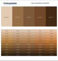 Grain Brown – Cape Palliser – Old Copper – Pickled Bean – Brown Derby Color scheme Beige Color Palette, Purple Color Palettes, Brown Color Schemes, Colour Pallete, Pantone, Olives, Hex Color Codes, Hex Codes, Vert Olive