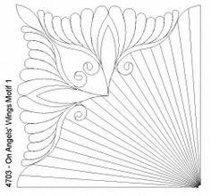 On Angels' Wings Motif 1