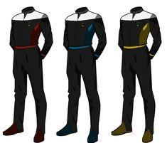 Star Trek Uniform Concept 1 by Corem.deviantart.com