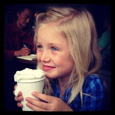 Secret Drinks to Order at Starbucks for Kids... Fun for mommy-daughter dates this winter